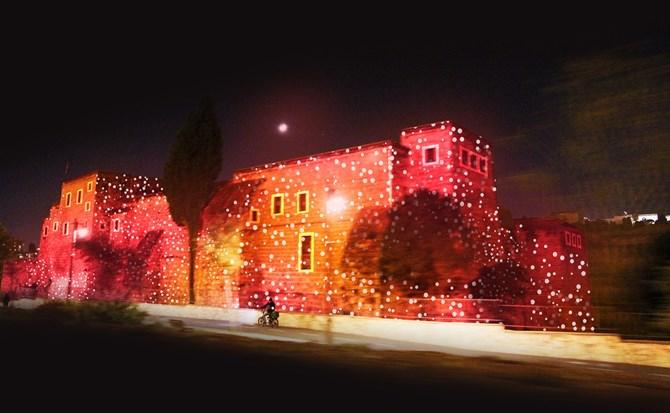 ירושלים המאורת   (צילום: דוברות משטרת ישראל)